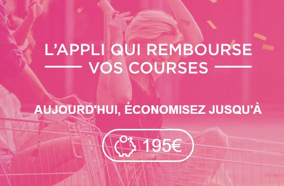 L'indispensable : Shopmium l'application qui rembourse vos courses !